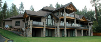 custom homes spokane wa